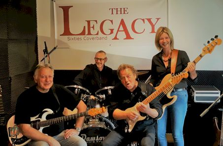 Coverband The Legacy