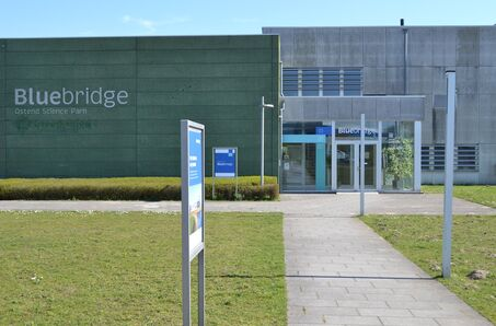 Bluebridge - Ostend Science Park nv