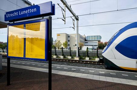 Aristo meeting center Utrecht Lunetten