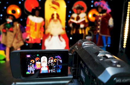 Livestream Sinterklaasevent voor Siemens - Foto 1