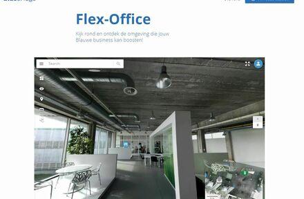Maak een virtuele wandeling doorheen onze kantoren, seminarieruimtes, meetingrooms etc.. - Foto 1
