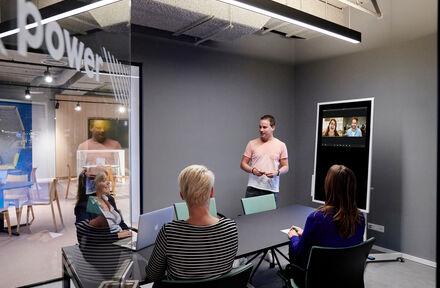 Aristo meeting center geopend voor essentiële bijeenkomsten. - Foto 1