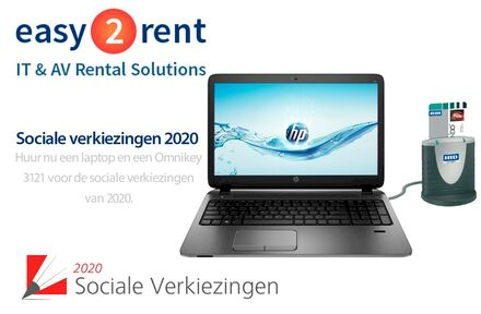Sociale verkiezingen 2020 : kies voor totale ontzorging met Easy2Rent ! - Foto 1