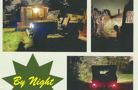 Warbird route by night. - Foto 1