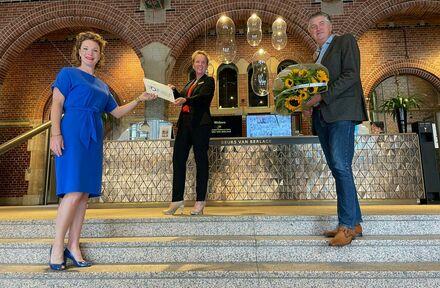 Beurs van Berlage behaalt kwaliteitskeurmerk YOIN excellent meeting places - Foto 1