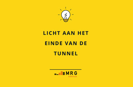 Licht aan het einde van de tunnel! #letsworktogether - Foto 1