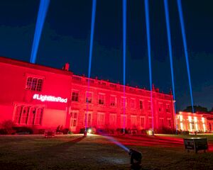 International Event Industry Turns Red on August 11