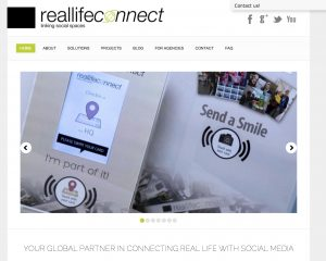 Start-Up: RealLifeConnect