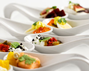23 Canapé Spoon Ideas for Your Event Menu