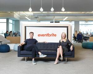 Eventbrite Lays of 45% of Staff