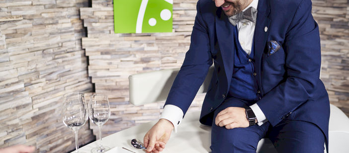 Etiquette for Event Managers - Table Etiquette (part 2)