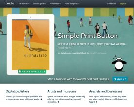 Start-Up: Peecho Simple Print Service