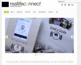 Start-Up: RealLifeConnect
