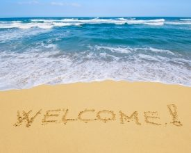 Make Your Welcome Desk Love at First Sight