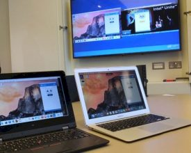 Intel Relieves Technology-Stress at Presentations