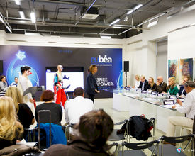 Meeting Design Award at BEA World