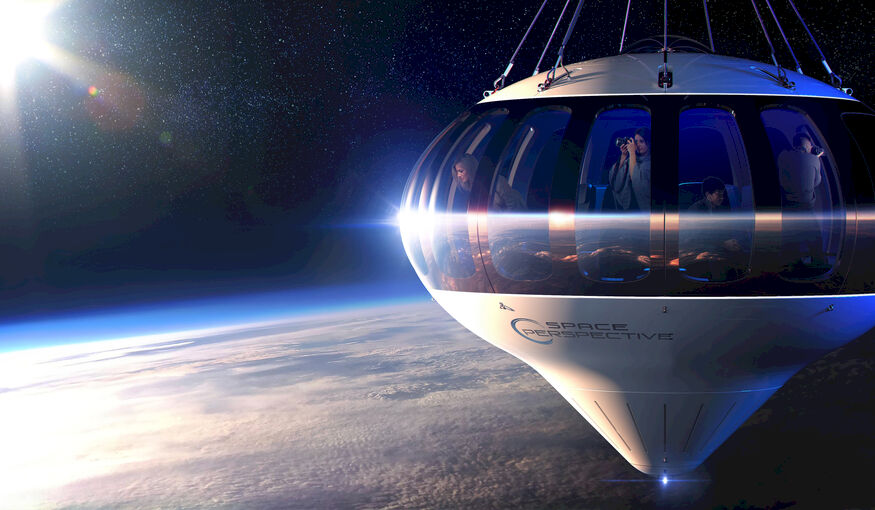 Event in space? You can organise one for $ 125,000 per person