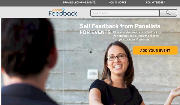 Start-Up: Panel Feedback