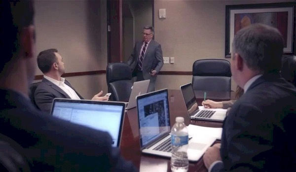 Awkward: Conference Call in Real Life