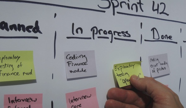 How to Save Time with Scrum when Organizing Events