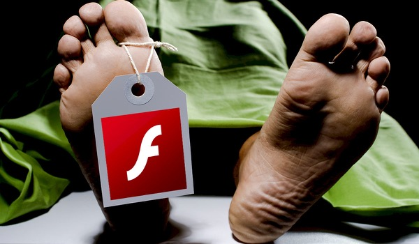 Throw Your Flash Website in the Trash Can Right Away