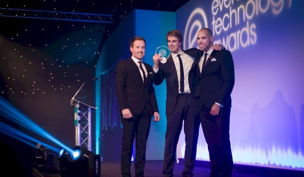 NetworkTables Wins 'Event Technology Award' for Boosting Event Attendance by 30%