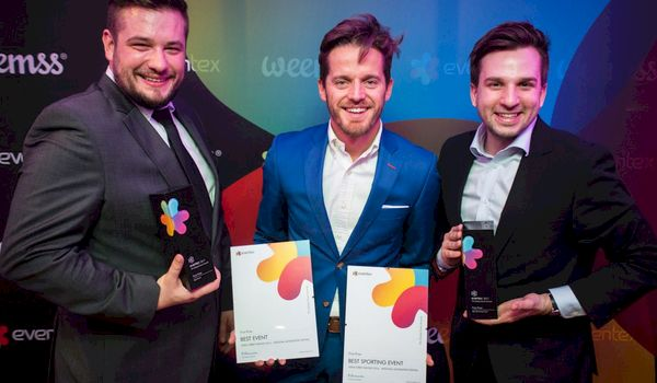 Superheroes in the World of Events - Winners Global Eventex Awards 2017