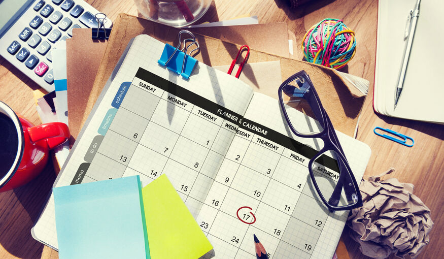 How to Design a Friendly Event Agenda