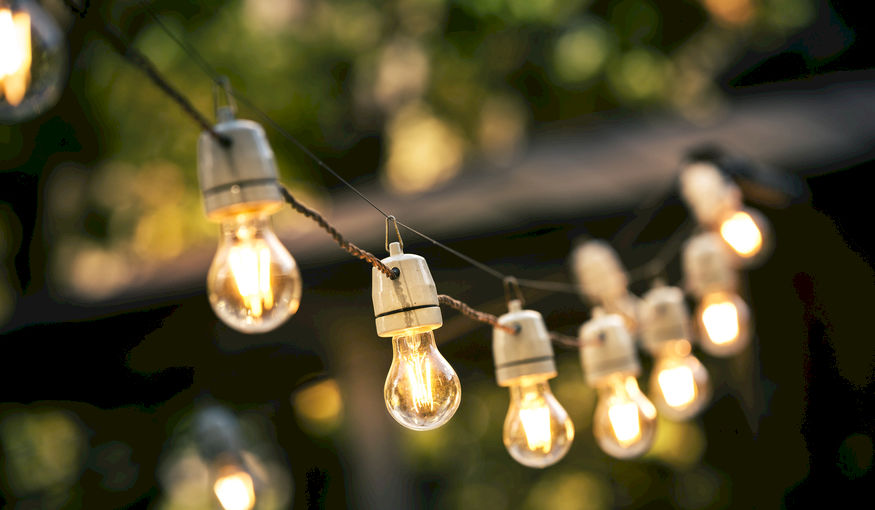 8 Unusual Light Decorations to Level up Your Attendees' Experience