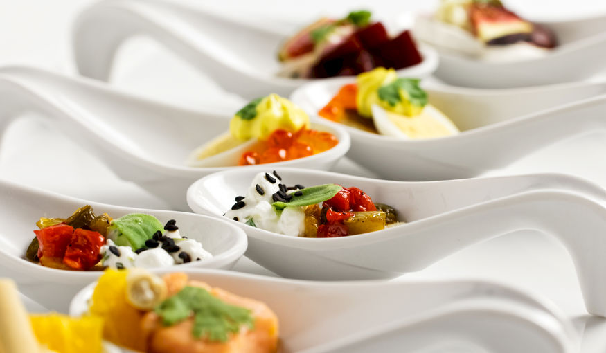 23 Canapé Spoon Ideas for Your Event Menu