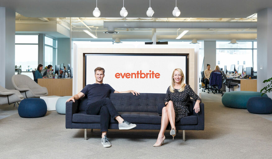 Eventbrite Lays of 45% of Staff