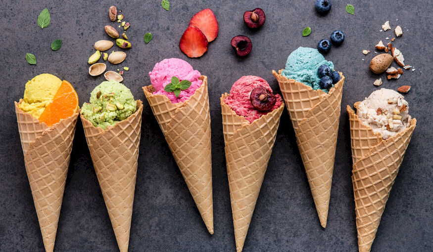 21 Delicious Ice Cream Ideas to Help Celebrate Your First Event after the COVID-19 Crisis